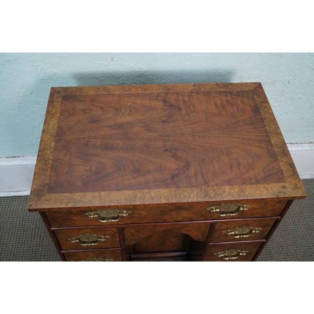 Baker George II English Style Knee Hole Desk - Image 5 of 10
