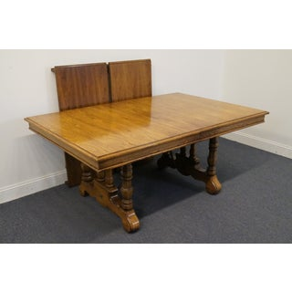 20th Century Spanish Revival Thomasville Segovia Dining Table Preview