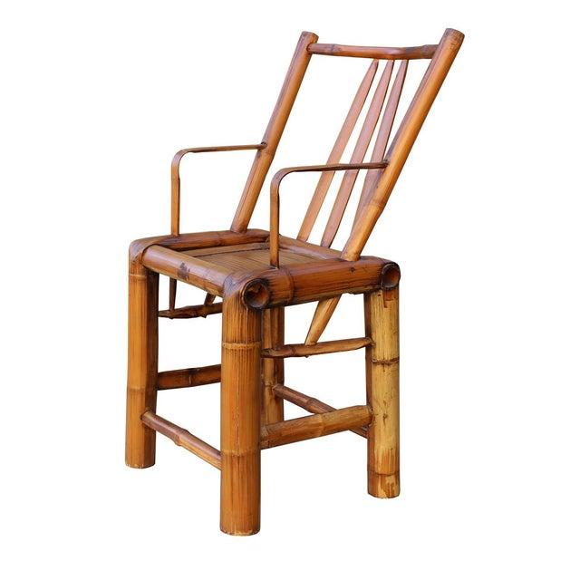 Strange Traditional Chinese Zen Style Bamboo Reclining Chair Creativecarmelina Interior Chair Design Creativecarmelinacom