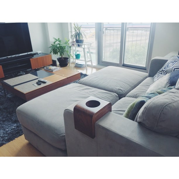 Lovesac Sectional Sofa - Image 4 of 5