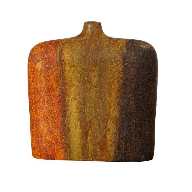 Marcello Fantoni Wide Should Vase For Sale - Image 9 of 9