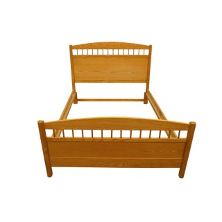 Thomasville Furniture Natural Selections Collection Full Size Bed For Sale