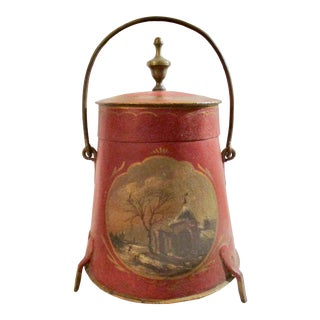 Antique Coal Scuttle For Sale