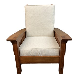 Scott Jordan Furniture William Laberge Morris Chair For Sale
