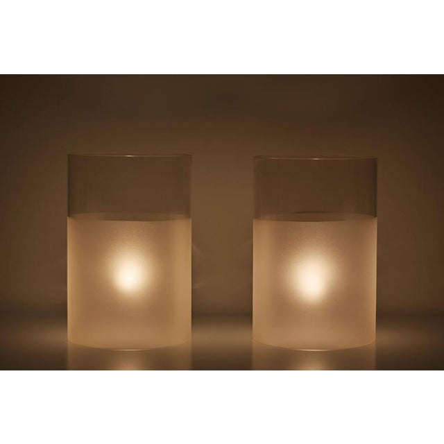 "Pair of ""Fatua"" Table Lamp by Guido Rosati for Fontana Arte - Image 3 of 7"