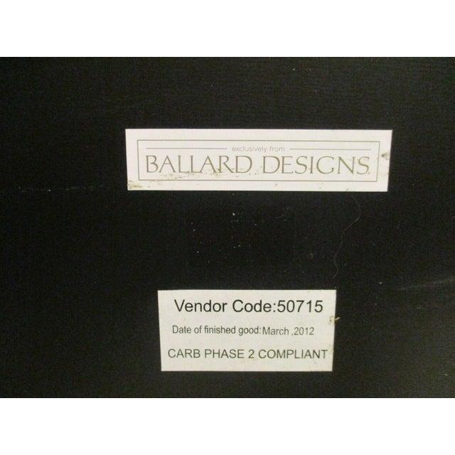 Ballard Designs Home Office Desk Organizer For Sale - Image 10 of 11