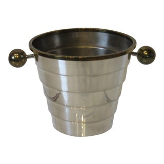 Towle / Larry Laslo Wine-Ice -Champagne Bucket Italy For Sale