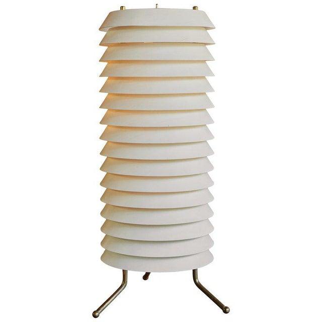 "1955 Modern Scandinavian Ilmari Tapiovaara 'Maija"" Floor Lamp For Sale - Image 12 of 12"
