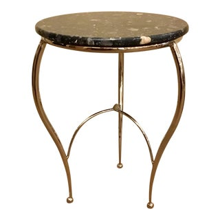 Global Views Diminutive Side Table