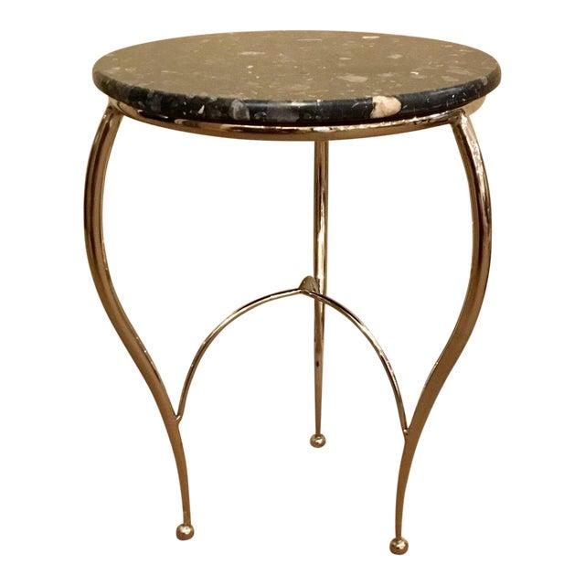 Global Views Diminutive Side Table For Sale