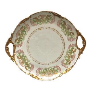 Antique Jean Pouyat Limoges Plate