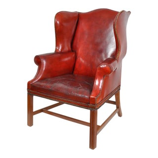 Wingback Chair, England For Sale