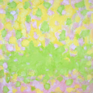 """Spring"" Contemporary Abstract Painting by Stephen Remick For Sale"