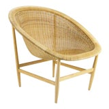"Image of Nanna Ditzel Vintage ""The Ditzel"" Chair For Sale"