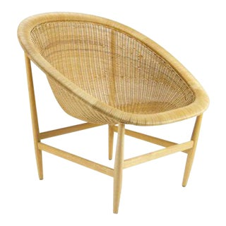 "Nanna Ditzel Vintage ""The Ditzel"" Chair For Sale"