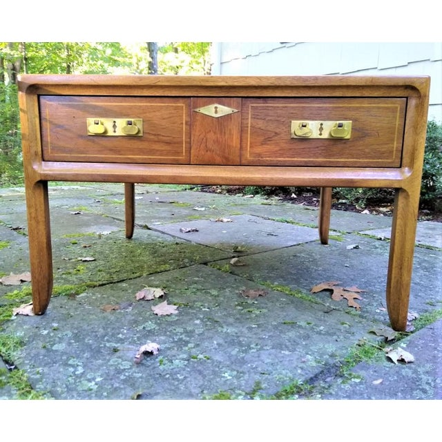 Mid 20th Century Mid-Century Mastercraft End Table For Sale - Image 5 of 11