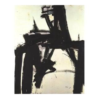 Franz Kline, Untitled, Offset Lithograph, 1997 For Sale