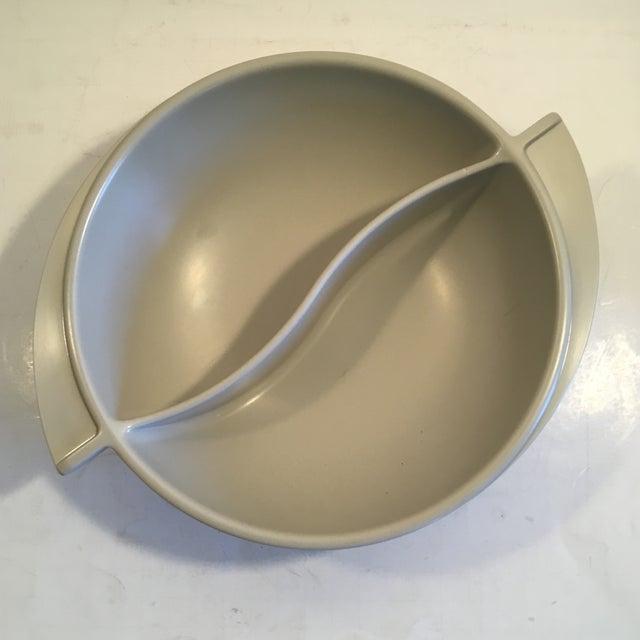 Vintage Boonton Melmac Divided Dish - Image 2 of 6