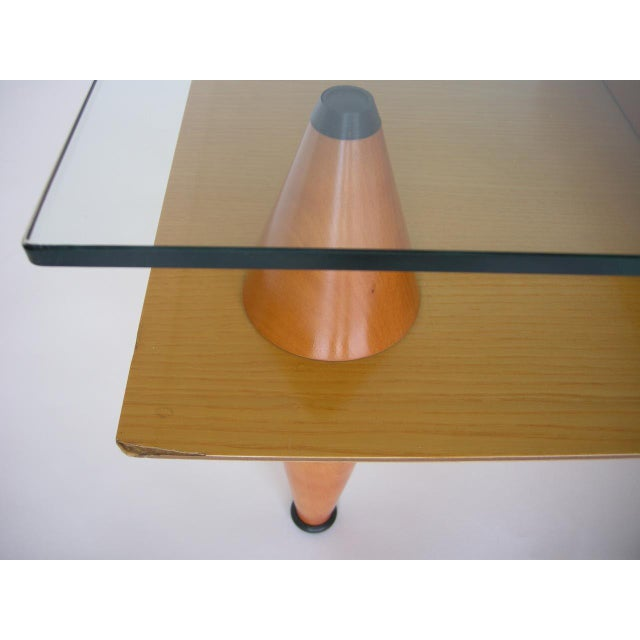 1980s Santa & Cole Modern Coffee Table For Sale - Image 5 of 8