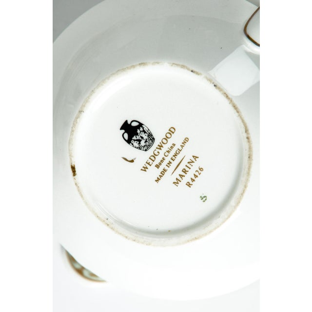 Mid Century Full Wedgwood Dinnerware Service for 12 - Set of 50 For Sale In New York - Image 6 of 8