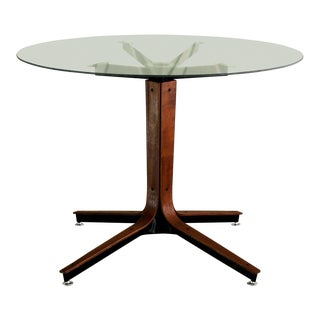 1960s Mid Century Modern Plycraft Dining Table For Sale