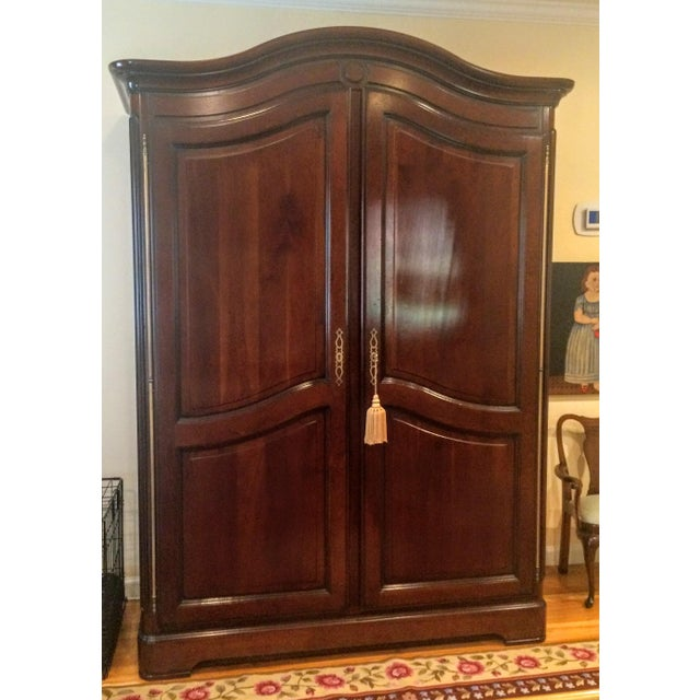 Grange France Bonnet Top Armoire - Image 4 of 11