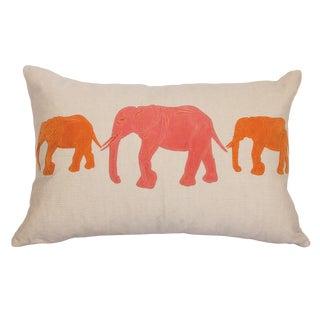 "Piper Collection Persimmon ""Big Al"" Pillow"