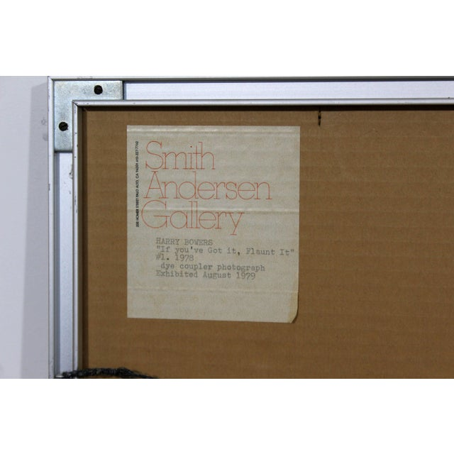 Color Photography Harry Bowers Ten Photographs Suite #1 Dated 1978 Numbered 1 of 5 For Sale - Image 7 of 9
