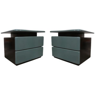 Canadian Side Tables By Rougier - A Pair