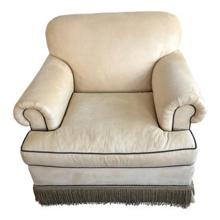 Baker Custom Upholstered Chair