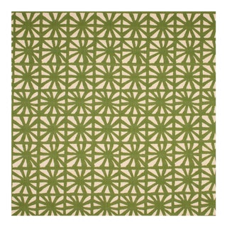 Sample - Justina Blakeney Monterey Printed Cotton and Linen Fabric, Lawn For Sale