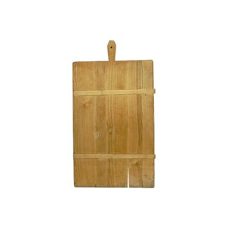 1920s Large French Charcuterie Harvest Board For Sale