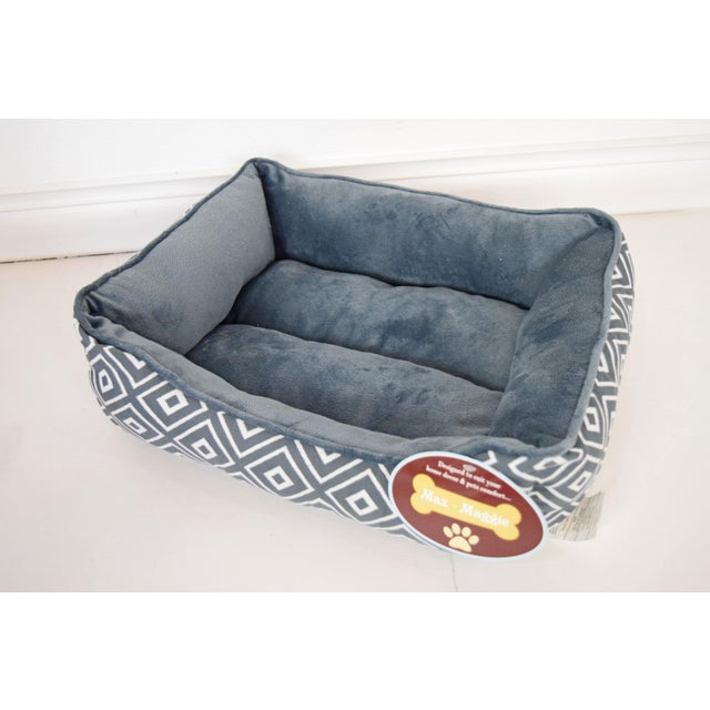 Gray and White Mounted Drawer/Storage Box - Pet Bed For Sale - Image 9 of 12