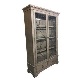 Bernhardt Marquesa Curio Cabinet For Sale