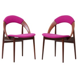 Image of Scandinavian Modern Dining Chairs
