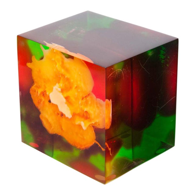 Acrylic Rainbow Sculpture by Dennis Byng - Image 1 of 4
