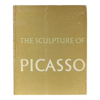 The Sculpture of Picasso, First Edition For Sale
