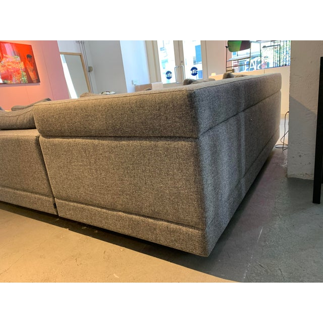 Contemporary Sectional Sofa For Sale In New York - Image 6 of 8