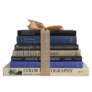 Vintage Book Gift Set: Midcentury Photography, S/7 For Sale