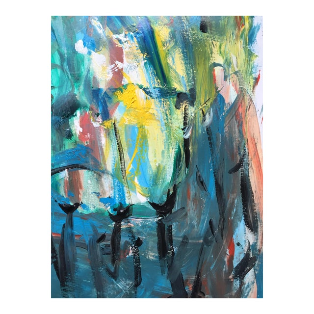 Abstract Art Photo Print on Paper by Erik Sulander - Image 1 of 3