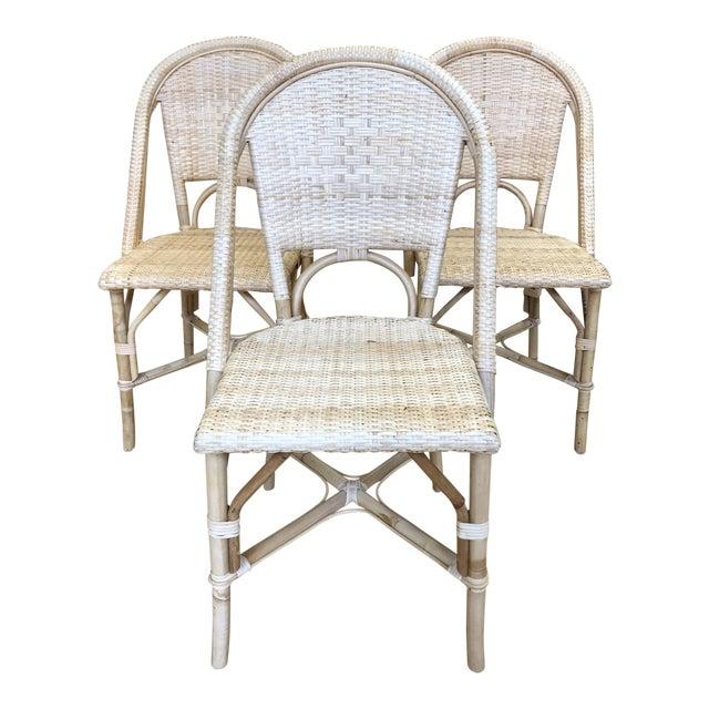 Peachy Serena Lily Riviera Side Chairs Set Of 3 Creativecarmelina Interior Chair Design Creativecarmelinacom