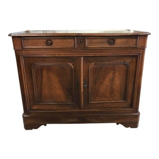 French Louis Phillipe Provincial Buffet For Sale