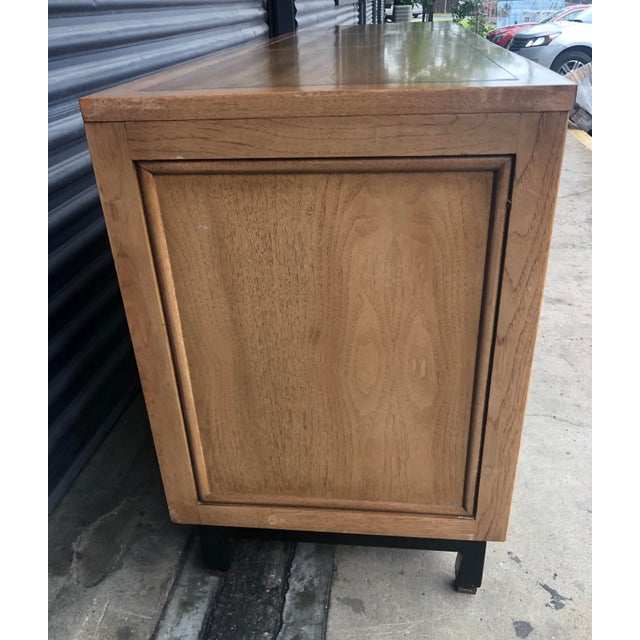 Mid 20th Century Mid Century Chinoiserie American of Martinsville Dresser For Sale - Image 5 of 13