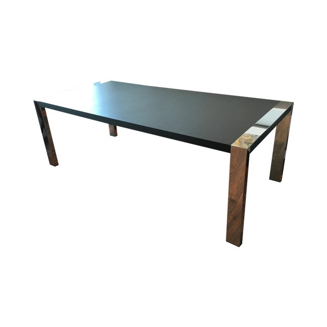 Minotti Lennon Dining Table - Image 1 of 5