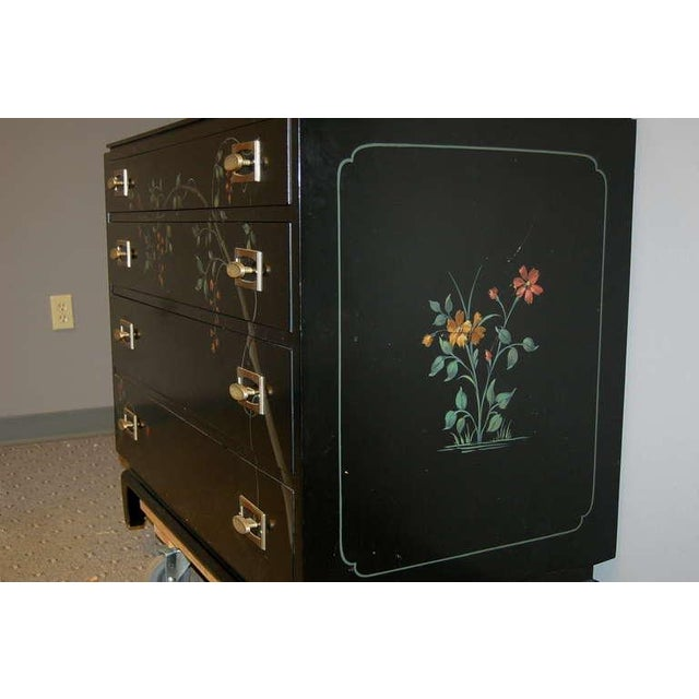 Brass Renzo Rutili Vintage Chest by Johnson Brothers For Sale - Image 7 of 10