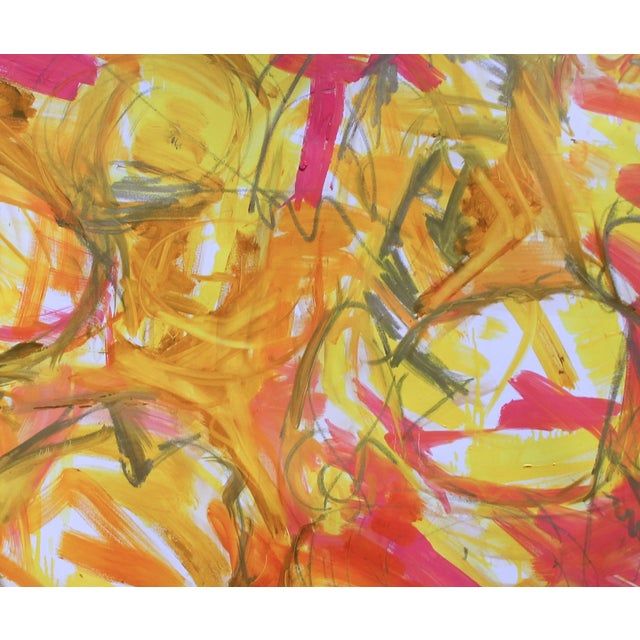 """""""Chinese New Year 2"""" Abstract by Trixie Pitts - Image 3 of 3"""