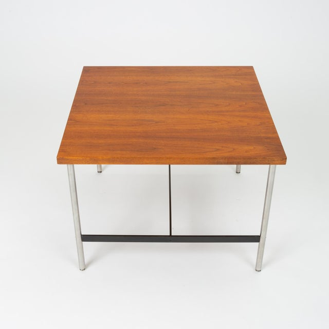Mid-Century Modern Walnut Children's Work Table by Herman Miller For Sale - Image 9 of 13
