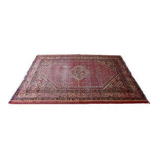 "Vintage Persian Shiraz Karghai Wool Rug - 2'7"" x 6'4"" For Sale"