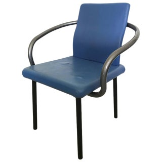 Ettore Sottsass Mandarin Chair for Knoll For Sale