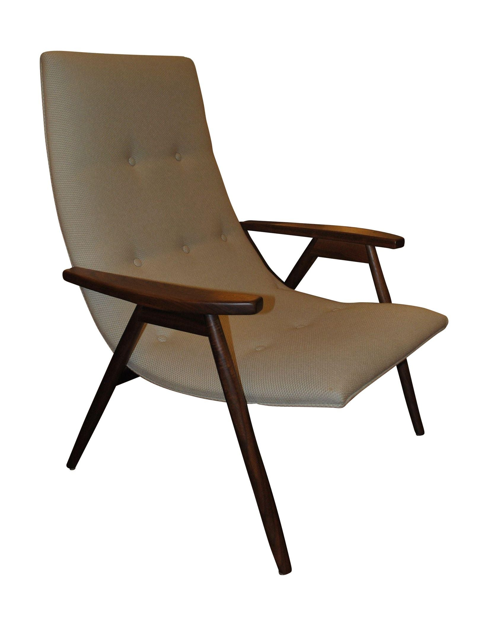Ordinaire Alan Gould Eggshell Chair For Thayer Coggin For Sale